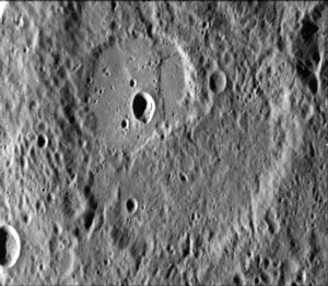 Scarps Confined to Crater Floors - High Resolution
