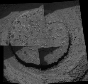 Mars Rocks Continue to Fascinate