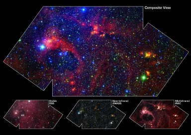 Star Formation in the DR21 Region (A)