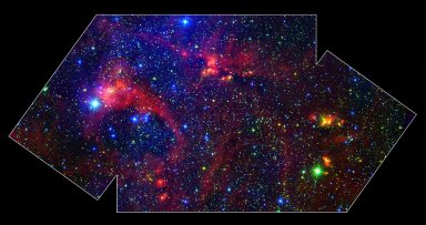 """Spitzer Makes """"Invisible"""" Visible"""