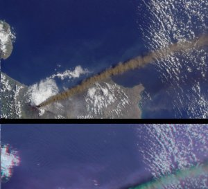 Multi-angle Portrayals of Mt. Etna's Plume