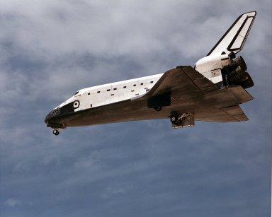STS-30 Landing