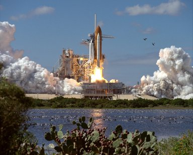STS-66 Launch