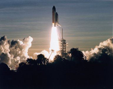 STS-60 Launch