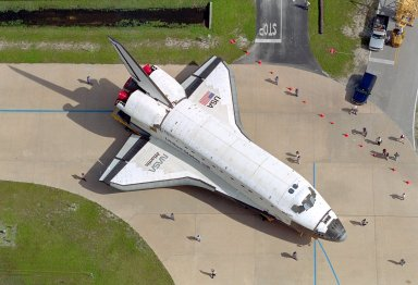 STS-86 Rollover