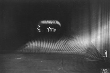 The 80 x 40 Foot Wind Tunnel at Ames