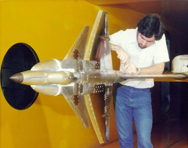 VSTOL in the 9 x 7 Foot Wind Tunnel