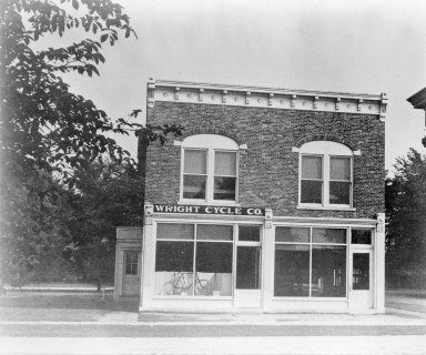 Wright Brothers Bicycle Shop