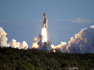 STS-107 Launch