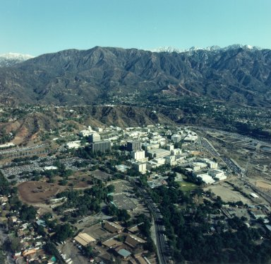 Aerial View of JPL
