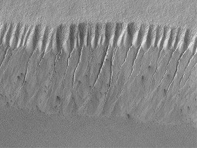 Evidence for Recent Liquid Water on Mars: Gullies