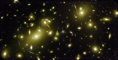 A Cosmic Magnifying Glass