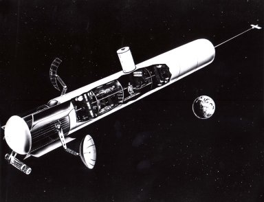 Early Space Station Concept
