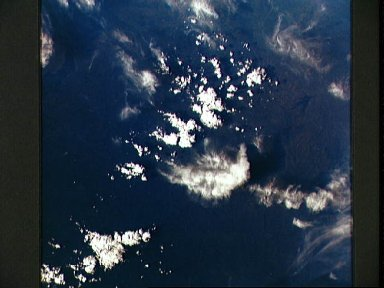 Republic of the Congo, Zambia as seen from the Apollo 6 unmanned spacecraft