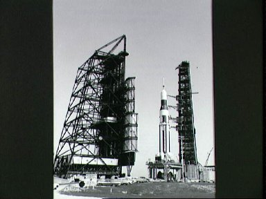Radio Frequency Interference Test at Launch Complex 37A