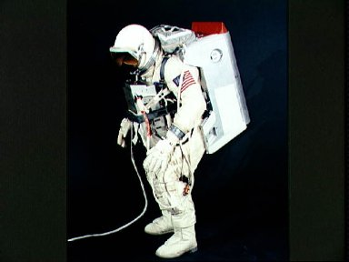 Space suit and extravehicular equipment planned for Astronaut David Scott