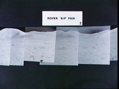Apollo 15 EVA panorama