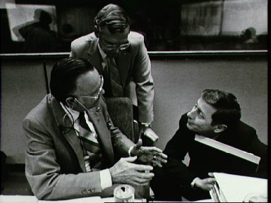 MOCR activity during Day 4 of STS-3 mission