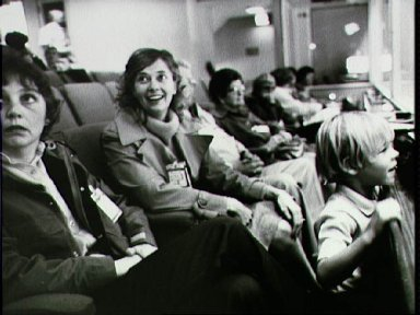 MOCR activity during Day 6 of STS-3 mission
