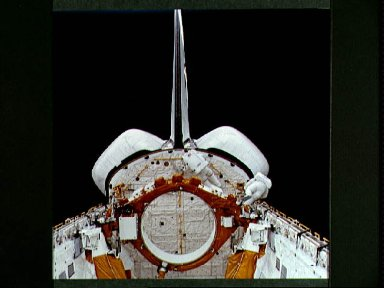 Views of EVA performed during STS-6