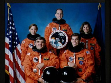 STS-32 Columbia, OV-102, Official crew portrait
