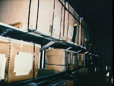 Langley Storage facility which houses remains of Apollo 204 craft