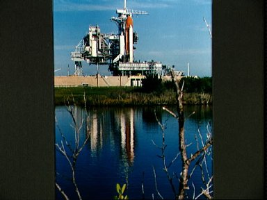 STS-48 Discovery, Orbiter Vehicle (OV) 103, at KSC LC Pad 39A