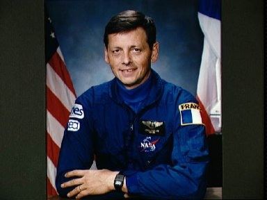 Official portrait of STS-65 backup Payload Specialist Jean-Jacques Favier