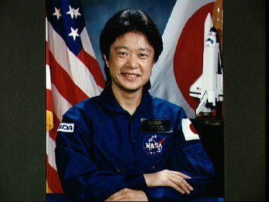 Official portrait of STS-65 IML-2 Japanese Payload Specialist Chiaki Mukai