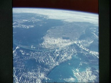 State of Florida as seen from Skylab