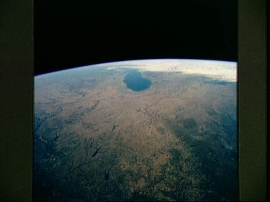 Midwestern United States as seen from STS-58