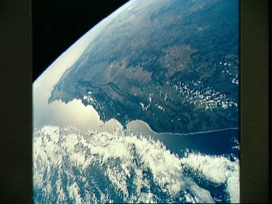 Cape Province, South Africa as seen from STS-58