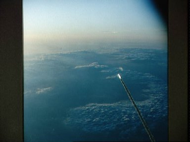 Liftoff of STS-59 Shuttle Endeavour