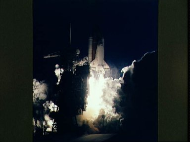 Launch of STS-60 Shuttle Discovery