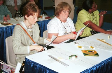 How High Is It? Workshop at NCTM