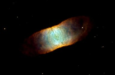 Hubble Space Telescope Image: Planetary Nebula IC 4406