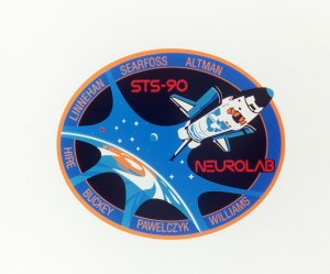 STS-90 Mission Insignia