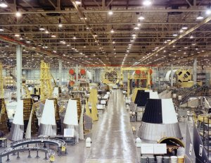 View of Manufacturing Plant at the Michoud Assembly Facility