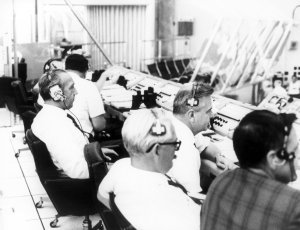 Debus Participated in Apollo 11 Countdown Demonstration Test