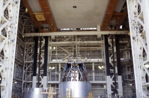 Structural Test of The Apollo Telescope Mount