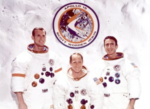 Apollo 15 Crew Portrait
