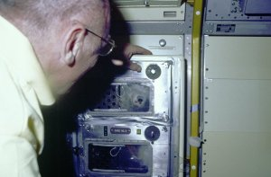 Spacelab-3 Onboard Photograph