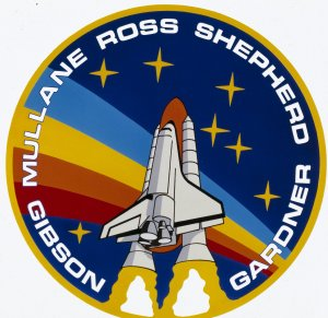STS-27 Mission Insignia