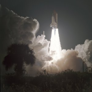 STS-33 Launch