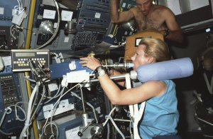 Spacelab Life Science-1 Mission Onboard Photograph