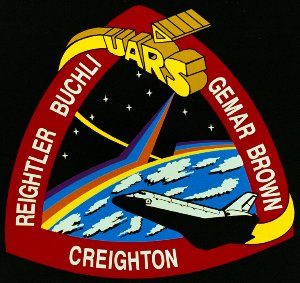 STS-48 Mission Insignia