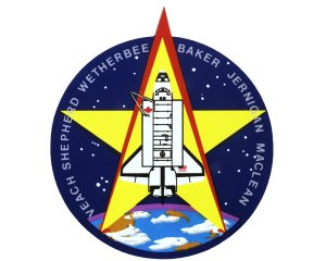 STS-52 Mission Insignia
