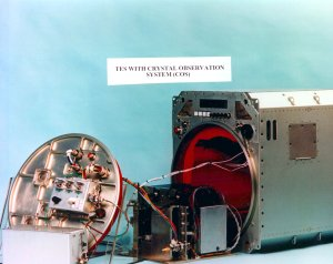 (TES) Thermal Enclosure System with (COS) Crystal Observation System