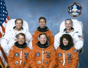 STS-64 Crew Portrait