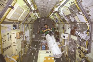 STS-65 Onboard Photograph